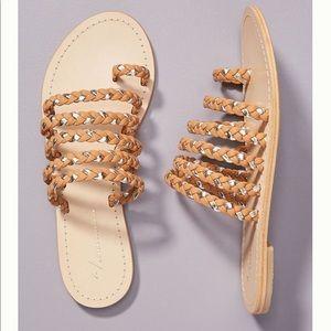 Anthropologie Tulum Sandals
